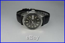 Vintage 1968 JAPAN SEIKO BELL-MATIC WEEKDATER 4006-7010 27Jewels Automatic