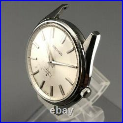 Vintage 1968 SEIKO SKYLINER 6220-8010 Hand-winding 21Jewels Watch from Japan#521