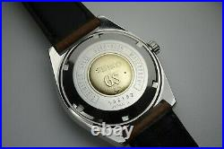 Vintage 1969 JAPAN GRAND SEIKO WEEKDATER 6146-8000 25Jewels Automatic