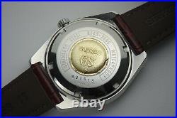 Vintage 1969 JAPAN SEIKO GRAND SEIKO CALENDAR 6145-8000 25Jewels Automatic