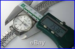 Vintage 1969 JAPAN SEIKO LORD MATIC WEEKDATER 5606-7000 23Jewels Automatic