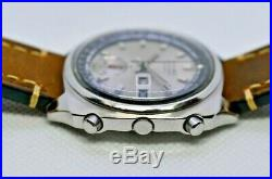 Vintage 1969 Seiko Pulsations Chronograph Doctor's Watch 6139-6020 Serviced