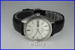 Vintage 1970 JAPAN SEIKO 51 PRESMATIC WEEKDATER 5146-7090 27Jewels Automatic