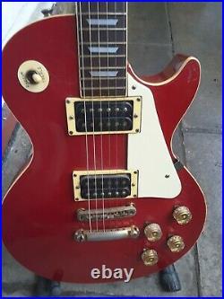 Vintage 1970's Antoria LES PAUL Custom made in Japan