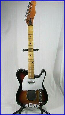 Vintage 1970's Maya / Ibanez Japan Guitar Telly Tele Telecaster Style SHIPS FREE