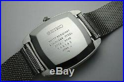 Vintage 1971 JAPAN SEIKO LORD MATIC WEEKDATER 5606-5040 25Jewels Automatic