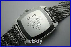 Vintage 1971 JAPAN SEIKO LORD MATIC WEEKDATER 5606-5040 25Jewels Automatic