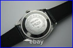 Vintage 1972 JAPAN KING SEIKO WEEKDATER 5625-7110 25Jewels Automatic