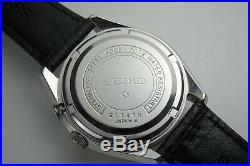 Vintage 1972 JAPAN SEIKO BELL-MATIC WEEKDATER 4006-7012 27Jewels Automatic