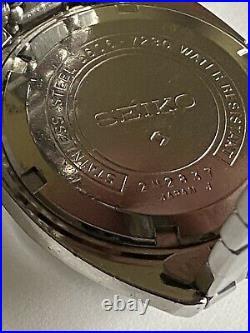 Vintage 1972 JAPAN SEIKO LORD MATIC WEEKDATER 5606-7230 25Jewels Automatic