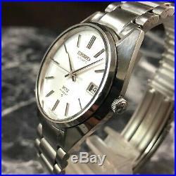 Vintage 1975 KING SEIKO 56KS Hi-Beat 5625-8001 Automatic Men's SS Watch
