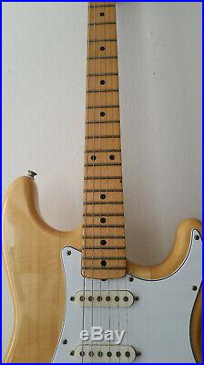Vintage 1976 Aria Pro II Stagecaster ST400 Strat Electric Guitar Matsumoku Japan