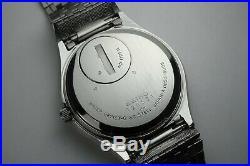 Vintage 1976 JAPAN KING QUARTZ 0853-8005 Quartz