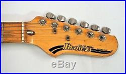 Vintage 1981 Ibanez Blazer Series Custom Made Electric Guitar Made in Japan