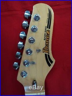 Vintage 1984 Ibanez Blazer Series Guitar Neck Custom Made Mij