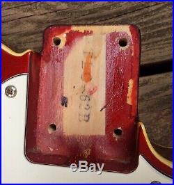 Vintage 1985 1986 Fender Telecaster 62 Reissue Japan MIJ Loaded Body