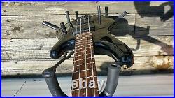 Vintage 1985 Ibanez Roadstar II 2 RB850 bass made in Japan Ibanez hardshell case