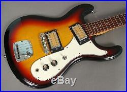 Vintage 70's Univox Hi-Flyer Phase 3 Electric Guitar