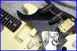 Vintage'80s Fender Japan Boxer series Stratocaster ST-456 white Made in Japan