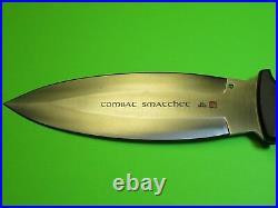 Vintage Al Mar COMBAT SMATCHET Double Edges LE #151/200 Applegate Fairbairn RARE