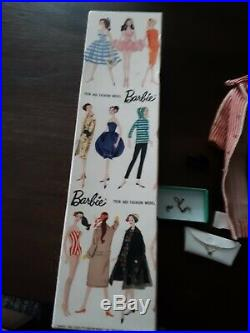 Vintage Barbie 1960's Doll and Outfit Lot