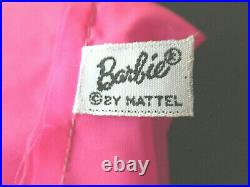 Vintage Barbie 1968 Extravaganza Outfit #1844 With HTF Gloves & Heels