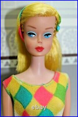 Vintage Barbie Color Magic High Color 1965 & Barbie Color Magic Swimsuit 60er