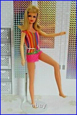 Vintage Barbie Francie TNT 1967 & Hello Kitty Fashion / Badeanzug 60er