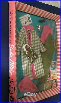 Vintage Barbie HTF POODLE PARADE NRFB