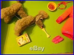 Vintage Barbie/Sears Exclusive #1584 Jamie Furry Friends Gift Set 1970 HTF