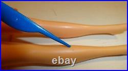 Vintage Barbie TNT BEAUTIFUL Blonde MOD Orange Swimsuit OSS Japan EXCELLENT