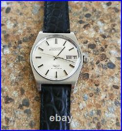 Vintage Citizen Seven Star 21 Jewels Automatic August 1968 JDM