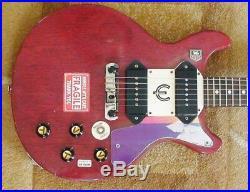 Vintage DC Lp Special Madeira Eg-150 Guitar Genuine Gibson Parts Mij (julie)
