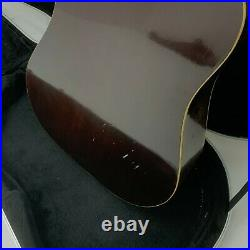 Vintage Epiphone FT-145 Texan Acoustic Guitar Made In Japan