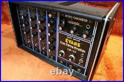 Vintage Evans EM-60 Tape Echo Mixer Amp Delay Effect From Japan U236 181026