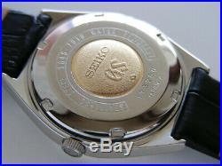 Vintage Grand Seiko 5646-7010 Hi-beat Automatic Watch