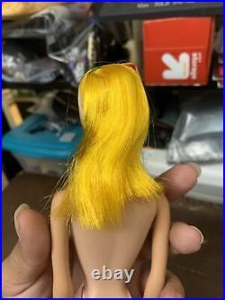 Vintage High Color Magic Barbie TORSO Rare Mattel Japan