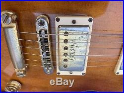 Vintage Ibanez Arrist Guitar Circa 1975 Japan 2618 w Super 70s Pickups