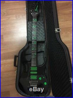 Vintage Ibanez Jem 1991 777VBK (Vine Black) + Case