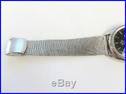 Vintage! KING SEIKO Hi-Beat CHRONOMETER Automatic Men's Watch Day Date 5246-6000