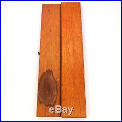 Vintage KYOTO-YA Japan Fishing Kit Bamboo Fly Rod Original Box with Accessories