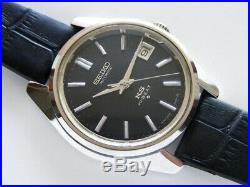 Vintage King Seiko Hi-beat 5625-7000 Automatic Watch Circa 1970