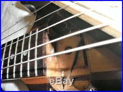 Vintage Matsumoku MIJ 1978 guitar with Neck-thru body design