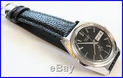 Vintage! Polished! GRAND SEIKO Hi-Beat Mens Watch 6146-8000 Automatic Day Date