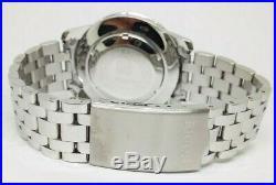 Vintage Ricoh World Timer Automatic 21 Jewels Men's Watch (excellent Condition)