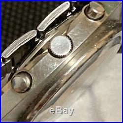 Vintage SEIKO Automatic Chronograph 6139-6005 Gold Face Tachymeter 1975 Pepsi
