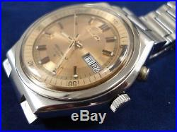Vintage! SEIKO BELL-MATIC 4006-6031 Automatic Mens Watch 17Jewels from Japan