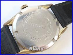 Vintage! SEIKO LORD MARVEL 5740-8000 Hand-Winding Leather Mens Watch from Japan