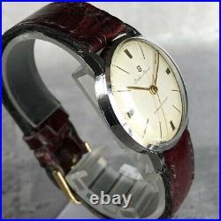 Vintage SEIKO MARVEL Hand-winding Men's Watch SEIKOSHA 19 Jewels from Japan #317