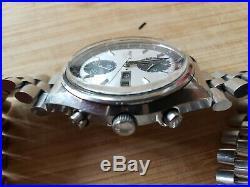 Vintage SEIKO Panda 6138-8020 Chronograph Auto, ALL ORIGINAL